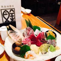東京居酒屋推薦!海鮮居酒屋魚金(UOKIN)池袋店,池袋必吃美食!