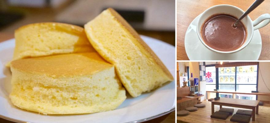 디저트 전문 리포터가 만든 '정말 맛있는' 카페. 오사카 초콜릿 연구소