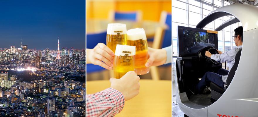 東京「省錢」自由行到這裡玩超節省!東京無料景點BEST5!