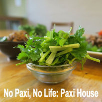 Coming Together Over Coriander at Paxi House Tokyo