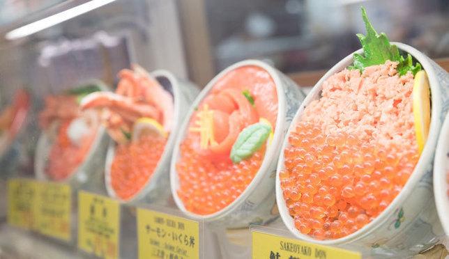 北海道最大規模の市場  函館朝市で楽しむ海鮮三昧