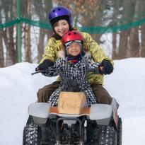 札幌周边的雪原来还可以这样玩