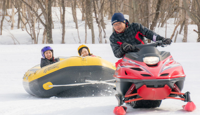 มาสนุกกับการเล่นหิมะทึ่ซัปโปโรกับกิจกรรมฤดูหนาวทั้ง 8 แบบกันเถอะ