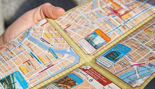 外国人旅行者に直撃インタビュー ニッポンの地図、ここがヘン!?vol.2