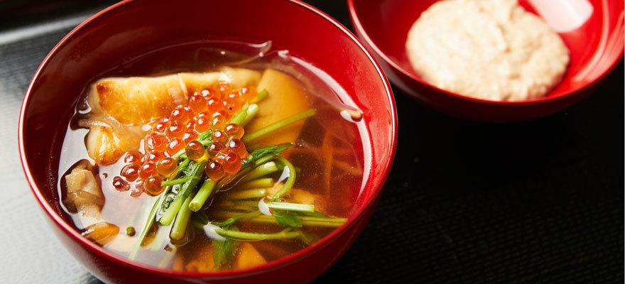 日本全国 地産素材のオンパレード!実はこんなに面白いお雑煮ワールド