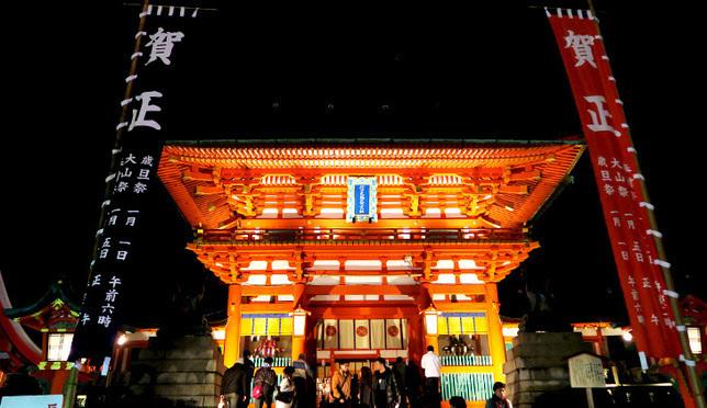 新年来这里祈愿!日本全国人气初诣圣地大集合