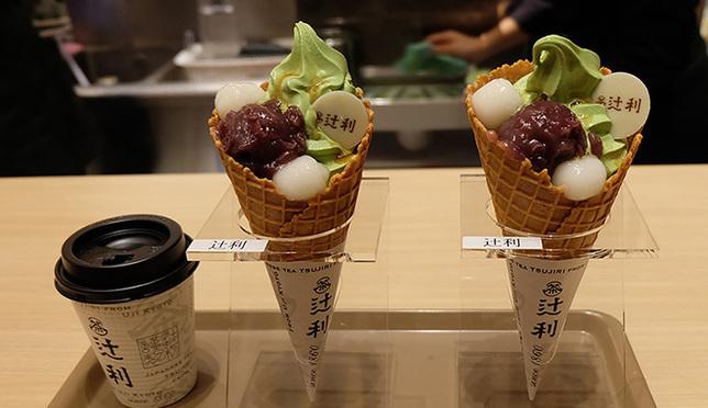 พาชิมพาทานพาเฟ่ต์ชาเขียวมัทฉะสุดเข้ม ในย่าน Gion เมืองเกียวโต