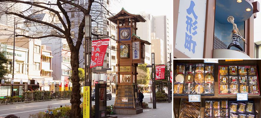 イタリア人が行く東京・下町 人形町で江戸文化を満喫