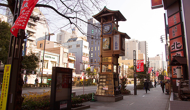 Ningyocho: a Guide to Doll Town