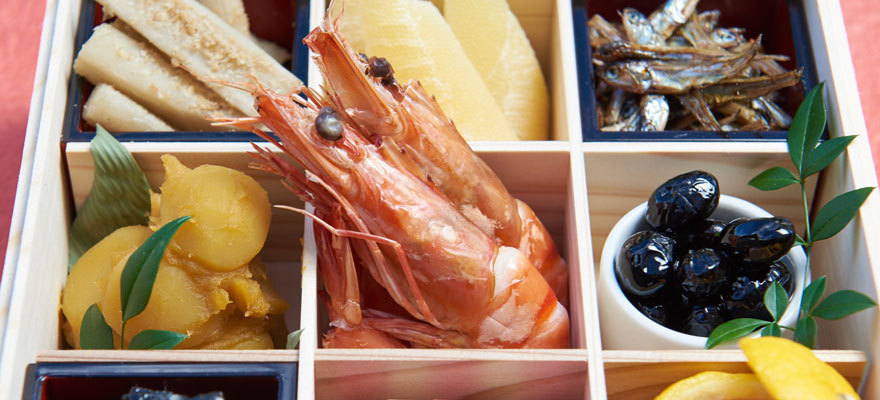 Osechi—the New Year's Cuisine with Ingredients Said to Attract Good Luck
