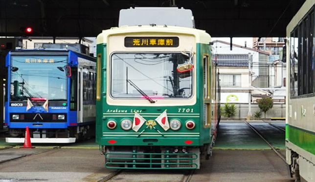 东京别样打开方式,搭乘路面电车游荡在下町