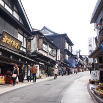ห่างจากสนามบินนาริตะแป๊ปเดียว!ก็มาเดินเล่นถนนที่เต็มไปด้วยบรรยากาศญี่ปุ่นย้อนยุคได้ที่ Naritasan Omotesando!