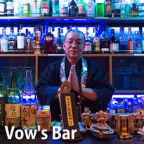 Order a Cocktail from a Monk at Vow's Bar in Nakano