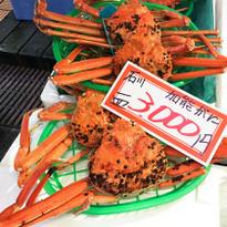 กินกันให้พุงปลิ้น! มาอิ่มแปล้! ที่ตลาดโอมิโชที่คานาซาวะกันเถอะ!