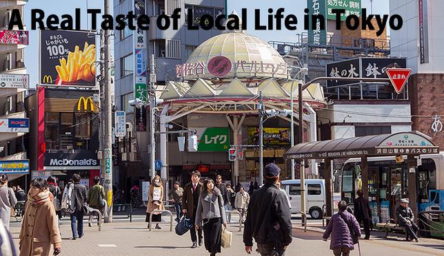 東京ローカルを体験。阿佐ヶ谷パールセンターの魅力