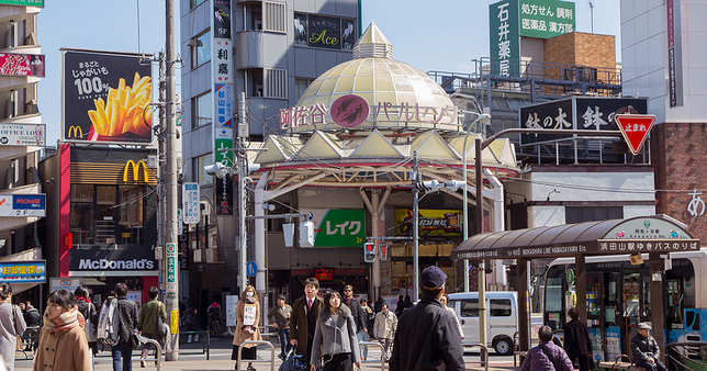 A Real Taste of Local Life in Tokyo: Asagaya Pearl Center