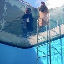 金澤21世紀美術館探訪夢幻泳池!金澤旅遊必逛重點美術館!