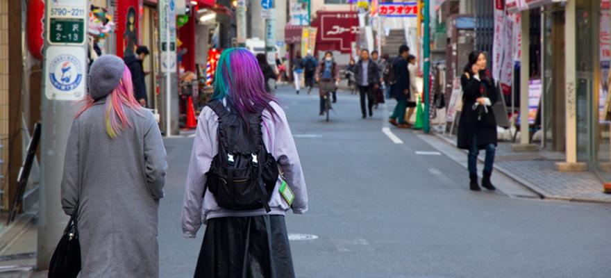 แค่ก้าวแรกก็หลง(เสน่ห์)... Shimokitazawa.. เข้าให้แล้ว!