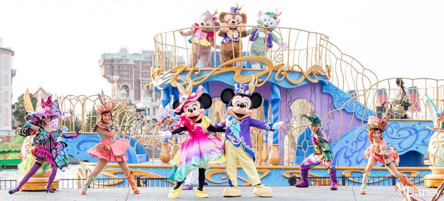 迪士尼复活节活动热闹欢乐进行中
