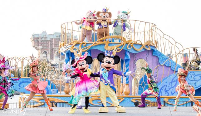 繽紛非凡、歡樂無限!迪士尼復活節熱鬧登場中!
