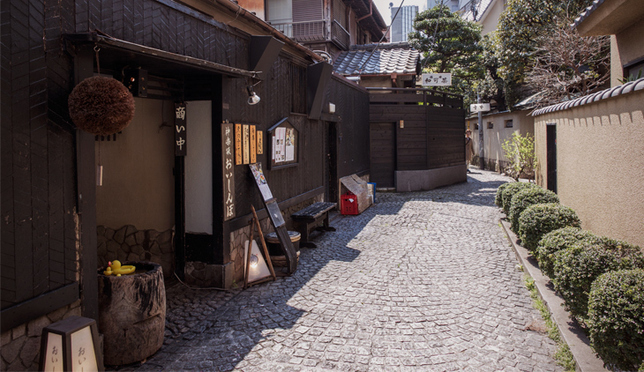Explore Kagurazaka, Where France Meets Traditional Japan