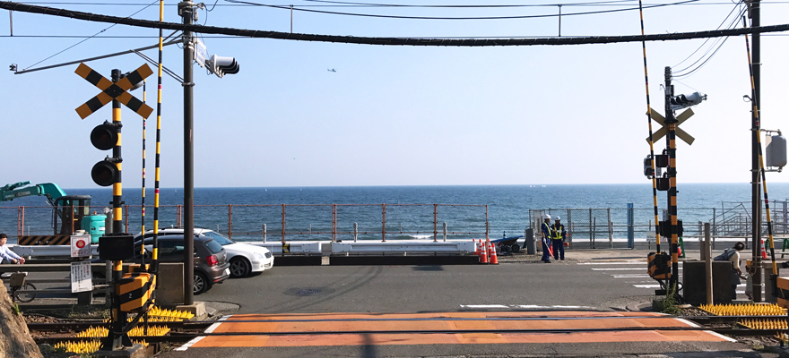 Travel by Enoshima Electric Railway one-day tickets to Kamakura/Enoshima