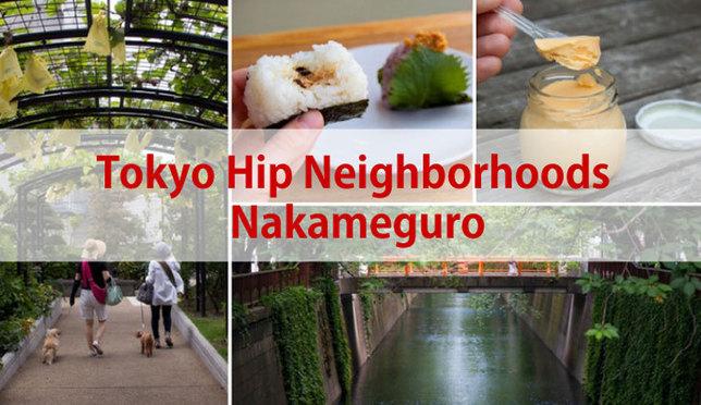 Tokyo Hip Neighborhoods: Nakameguro