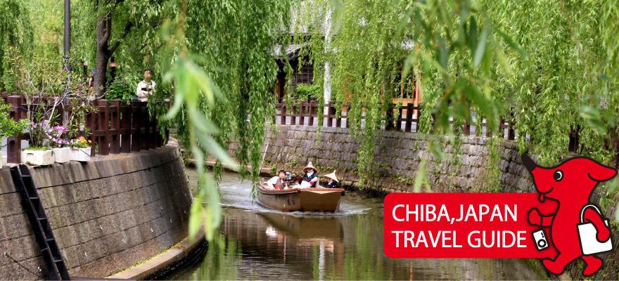 SAWARA- Encounter Japanese wa at little edo sawara and katori-jingu shrine route