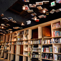 Staying at BOOK AND BED TOKYO, a Hostel for Book Lovers