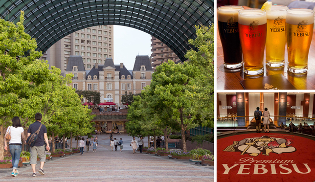 探访YEBISU惠比寿啤酒的发祥地惠比寿
