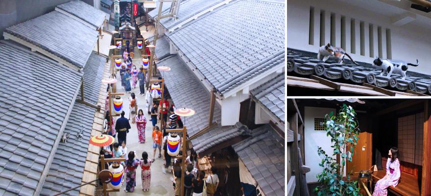 最到位的和服體驗在大阪!大阪生活今昔館忠實復刻大阪江戶時代!