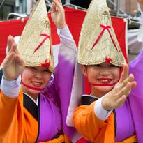 最想看的日本熱門祭典!High翻整條街的「東京高圓寺阿波舞」!