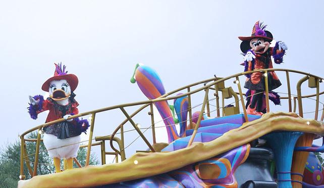 Trick or treat!東京ディズニーリゾート ディズニー・ハロウィーン2017