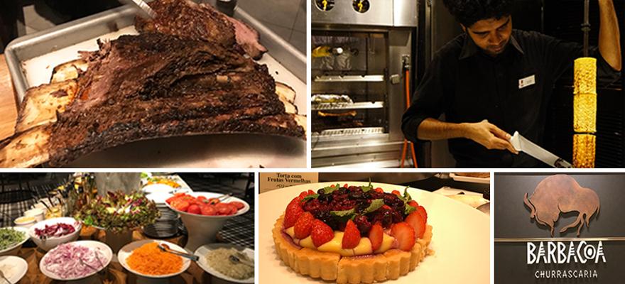 食べ放題!六本木大吃烤肉好過癮,東京美食推薦氣氛佳BARBACOA!