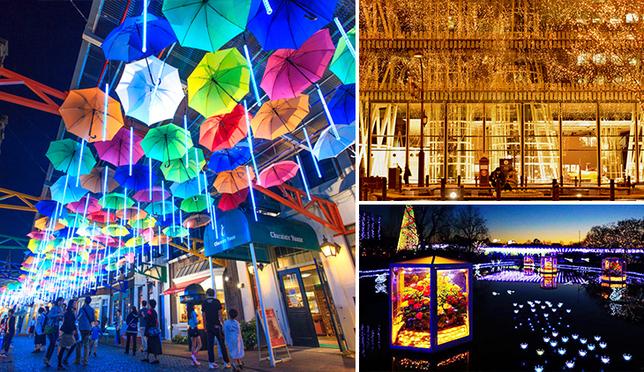 5 อันดับ! ที่สุดของความอลังการ Illumination ทั่วประเทศญี่ปุ่น [ปี 2017 - 2018]