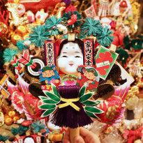 日本秋季名物祭典廟會「酉之市」