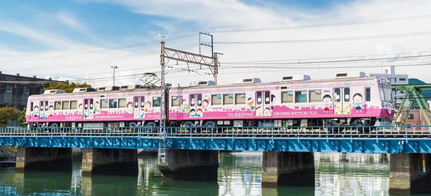 搭乘小丸子列车,去樱桃小丸子故乡静冈吃喝玩耍