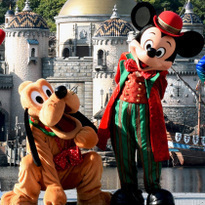和米老鼠唐老鸭一起过圣诞! 2017东京迪士尼度假区圣诞特别攻略