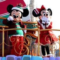 東京迪士尼度假區2017聖誕節活動全公開!共度浪漫閃亮聖誕節就來東京迪士尼!