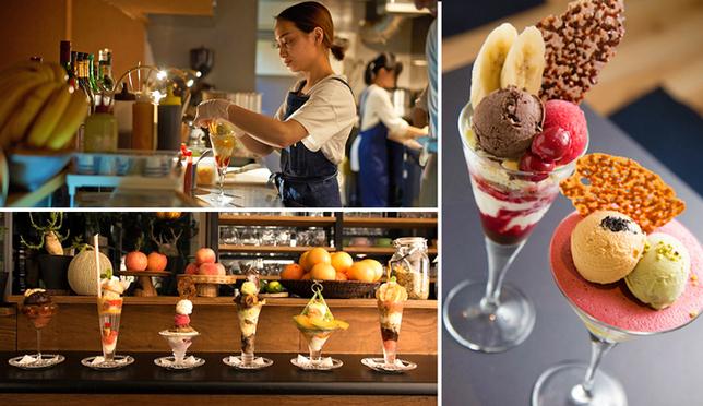 北海道札幌の夜の新定番 夜カフェで楽しむ「シメパフェ」の店5選