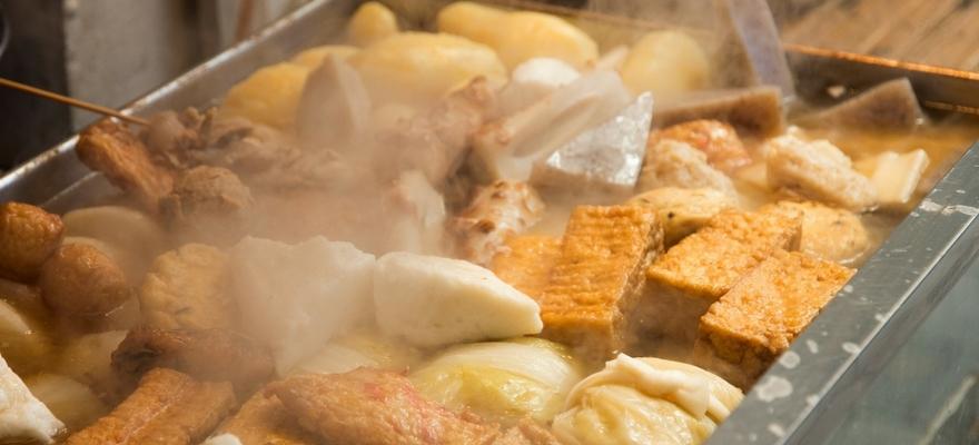 揭秘冬日料理关东煮!教你做个地道的关东煮通
