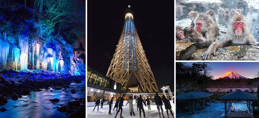 คัดมาแล้ว!5 แหล่งท่องเที่ยวในฤดูหนาวไม่ไกลจากโตเกียว