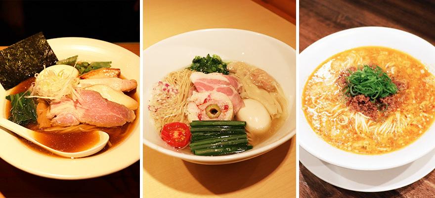 东京山手沿线这三家人气爆棚米其林拉面,排队也要吃!