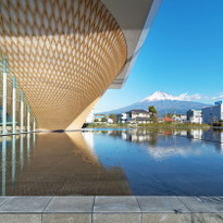 ตื่นตาตื่นใจกับวิวภูเขาไฟฟูจิ! ได้ที่'พิพิธภัณฑ์ภูเขาไฟฟูจิ เวิร์ลเฮอร์ริเทจเซ็นเตอร์'