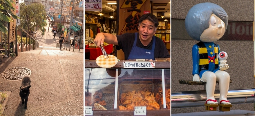 A Tour of Tokyo's 10 Most Unique Shopping Streets