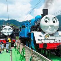 搭乘大井川铁道蒸汽火车,直指静冈奥大井绝景!