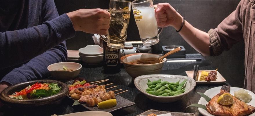 来日本居酒屋,不能错过这些必点菜单