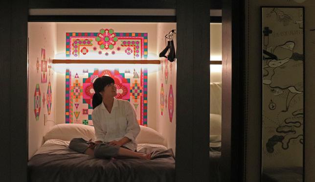 新スタイルの快適デザイナーズカプセルホテル「ザ・ミレニアルズ渋谷」が新登場