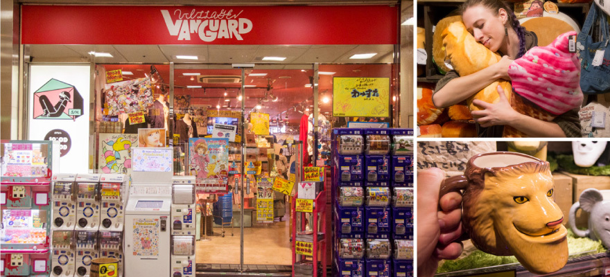 Village Vanguard, the 'Exciting Bookstore' Packed With Wacky, Cute and Geeky Treasure