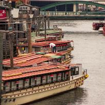 เรือยากาตะบุเนะ: ชมโตเกียวในมุมใหม่บนเรือญี่ปุ่นโบราณ